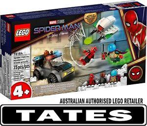 LEGO 76184 Spider-Man vs. Mysterio's Drone Attack - Marvel Super Heroes 4+ fr...