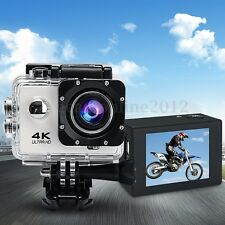 SJ8000 PRO CAM 4K SPORT WIFI ACTION CAMERA FULL HD DV 12MP VIDEOCAMERA SUBACQUEA