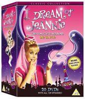I Sogno Di Jeannie: la Serie Completa DVD Nuovo DVD (CDRP07137R)