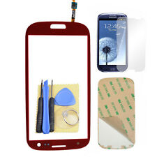 Touch Screen Digitizer Glass Lens Repair for SamSung Galaxy S3 i9300 i747 SIII