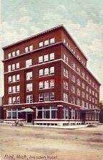 FLINT, MI. DRESDEN HOTEL 1908