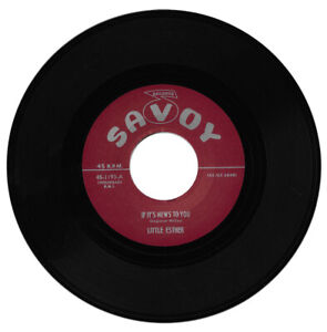 Little Esther If It's News To You /T'Aint Watcha Say It's Watcha Do R&B