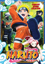DVD Naruto Complete Movie Collection English Dubbed Japanese Anime