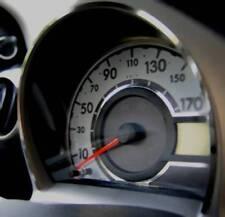 D Toyota Aygo Chrom Rahmen für Tacho innen - Edelstahl poliert