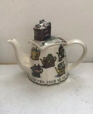 Cardew Decorative Teapot 1997/98 Special Edition