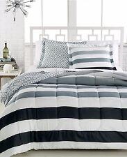 Modern Stripe 3-Pc. King Comforter Set X1050