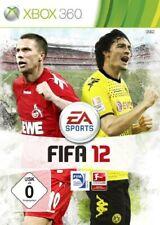Microsoft Xbox 360 GAME-FIFA 12 DE/EN only CD