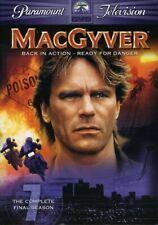 MacGyver: The Complete Seventh Season (The Final Season) [New Dvd] Full Frame,