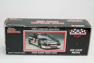 Dale Earnhardt Sr 1994 #3 Goodwrench Bank Lumina Racing Champions Limited