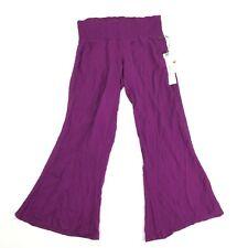 NWT O'Neill Reese Pants Purple Womens Size XS