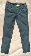Street One Cord Jeans Feinkord Slim fit straight leg Gr. 40 Regular Neuwertig