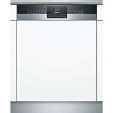 Siemens SN53HS60AE iQ300, Spülmaschine, edelstahl