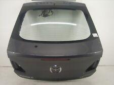 159257 Mazda 6 Stufenheck (GH) Heckklappe Galaxy Grey 32S Grau MIT LÖCHERN FÜR