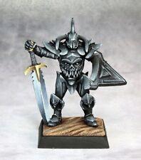 Hellknight Reaper Miniatures Pathfinder Anti Paladin Fighter Sword Plate Melee