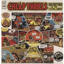 Cheap Thrills [LP] by Big Brother & the Holding Company (Vinyl, Aug-2012, Sony …