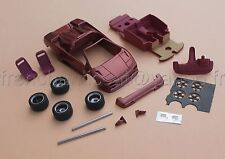 VV LAMBORGHINI Diablo collector 1/43 Heco miniatures voiture rouge rose resine