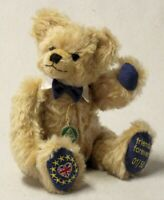 Brexit Teddy Bear 'Friends Forever' limited edition by Hermann Spielwaren