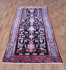 Traditional Vintage Wool Handmade Classic Oriental Area Rug Carpet 288X105cm