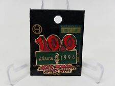Atlanta 1996 Centennial Olympic Games Lapel Pin