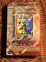 YuGiOh: 2009 Factory Sealed - Road Warrior Starter Deck (43 Cards)