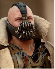 TOM HARDY signed autographed THE DARK KNIGHT RISES BATMAN BANE photo