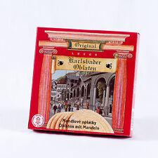 Karlsbader Oblaten mit Mandeln (10 x 150 g)