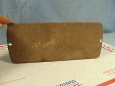 1937 CHRYSLER ROYAL FLOOR ACCESS PANEL MASTER CYLINDER BATTERY ORIGINAL SEDAN