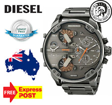 DIESEL DZ7315 MR DADDY 2.0 All Gunmetal mens wristwatch