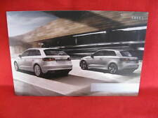 Audi A3 UK Brochure - Valid from Oct 2012 for the 2013 Model Year. With 82 pages