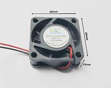 109c: 40x40mm 5V Mini Cooling fan(Cooler)suit with RC Electric Speed Controller