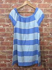 597bcf9607f MARIMEKKO M Dress Mika Piirainen Blue Striped A-line Summer