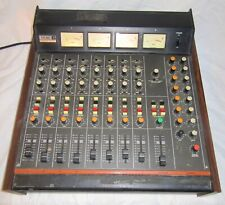 TEAC 3 Tascam Model  Audio Mixer Serial Number 44063 1980