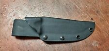 BENCHMADE SEIBERT 162 BUSHCRAFTER STOCK KYDEX SHEATH. USED BUT GREAT COND.