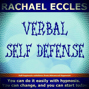 Verbal Self Defense, Assertiveness, Stand Up for Yourself, Self Hypnosis CD