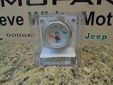 AutoMeter 0-100 PSI Mopar Series Analog Oil Pressure Gauge