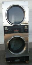 Speed Queen Stack Dryer, Coin Op, 30 Lbs, 1Ph 120V, Sn: R0006000042. [Refurb.]