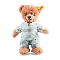 """STEIFF® 239908 - Baby Schlaf-gut-Bär Teddybär """"Knopf im Ohr"""" 25 cm Teddy Bär"""