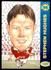 ProMatch 1998 Series 3 - Arsenal S.Hughes No.195