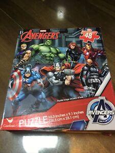 Puzzle: Avenger 1 (48 Piece)