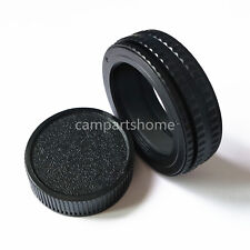 M42 to M42 Adjustable Focusing Helicoid Adapter 17-31mm Macro Extension Tube cap