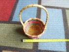 Vintage Small Easter Basket (Poland)