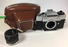 Kiev 15 T EE camera with Gelios-81 50mm f2 Automat lens unknown condition