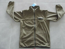 NEW Mens Columbia Sportswear Mountain Crest Full Zip Fleece Jacket Brown-Olive M
