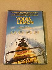 Vodka Lemon - New Yorker Video Sealed DVD Rare Hiner Saleem Out Of Print