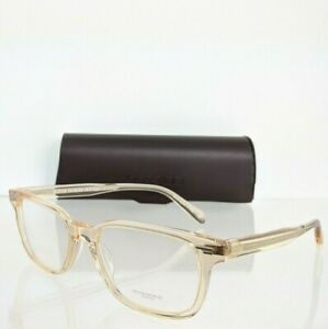 Brand New Authentic Oliver Peoples OV 5280U 1094 Transparent Clear Frame 5280