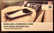 BMW Iphone 6/6s Wireless Charging Case 84212449609