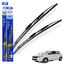 "Suzuki Celerio 2014-on alca UNIVERSAL windscreen wiper blades 21"" 14"""
