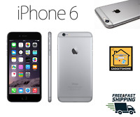 Apple iPhone 6 Smartphone - 16GB 64GB - Space Grey - Unlocked - AT&T - Excellent