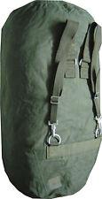 1 Seesack Transportsack  Armee Bundeswehr oliv- grau Reißverschluss 120 l