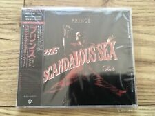Prince - The Scandalous Sex Suite EP - 1990 - Japan PROMO CD - WPCR3199 - MINT